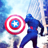 [avengers] - cap shield