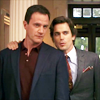 a rearranger of the proverbial bookshelf: White Collar - Neal & Peter handsome