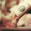Тедди и кофе