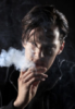 беня курит
