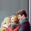 LittleSweettt: [Castle] Castle family hug