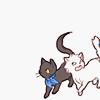 Sherlock & John Cats