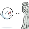 Boo & Weeping Angel