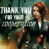 Beck: Avengers - Natasha Cooperation