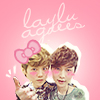 kissuholic: laylu approves