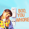 boo you whore
