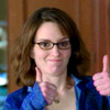 Aly: 30 Rock: liz thumbs up sarcastic