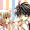 CLAMP: Kamui/Chi