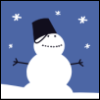snowman - 2, siberia