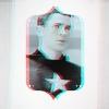 Avengers: captain b/w