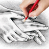 La Reina del Pantano: General: Drawing hands