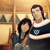 Julie: Legend of Korra ★ parents
