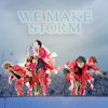 さっちゃん: {嵐} 五色 - We Make Storm