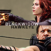 Hawkeye/Black Widow