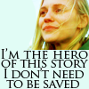 BSG: Starbuck -- I'm the hero
