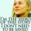 BSG: Starbuck -- I'm the hero