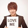 Yesung, I do