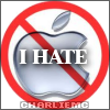 hate apple, apple hate