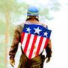 Captain America; do not go gently