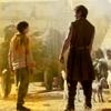 Arabian: Arya & Gendry01