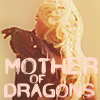 tv - GoT Mother of Dragons