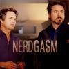 aiechan: Avengers - Nerdgasm