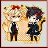 Shizuo & Izaya Cuteness! ♥