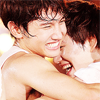 ChangKyu - silly hug