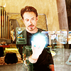 Lenre Li: The Avengers - holographic Tesseract