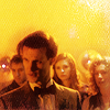 Eleven - The Doctor and Team!TARDIS