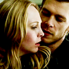 klaus & caroline: you're safe