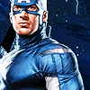 The Patron Saint of Switchblade Fights: Captain America