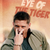 Doxia_Blake: Dean: eye of the tiger
