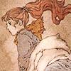 elle white: 12 Kingdoms: Youko/Rakushun