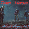 {The Avengers} Team Heroes