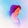 disney :: belle's contemplation