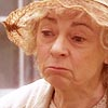 entertaining in a disturbing way: Miss Marple has opinions