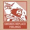 Professor Fancypants von Deth, Esq: Swords replace feelings