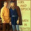 Merlin Pendragon: ST - K/S - men in tights