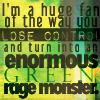 All of us are in the gutter: AV: rage monster