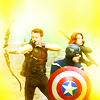 Avengers: Team players