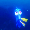 meredith44: Finding Nemo Dory Confused