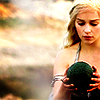 Cinna: game of thrones: dany w/dragon egg
