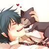 Rin PLUS A KITTY
