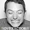 ladysnaps: overactor