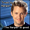 trust harper