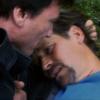 Zarek/Meier embrace