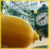 MF clock lemon
