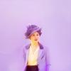 Downton Abbey • Mary • Purple