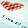 Love // i love you heart